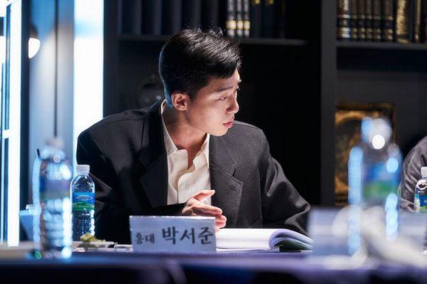 """""""Dream"""" tung ảnh buổi đọc kịch bản của IU, Park Seo Joon và dàn cast 4"""