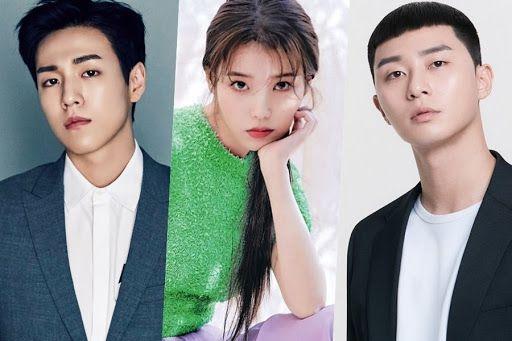 """""""Dream"""" tung ảnh buổi đọc kịch bản của IU, Park Seo Joon và dàn cast 8"""