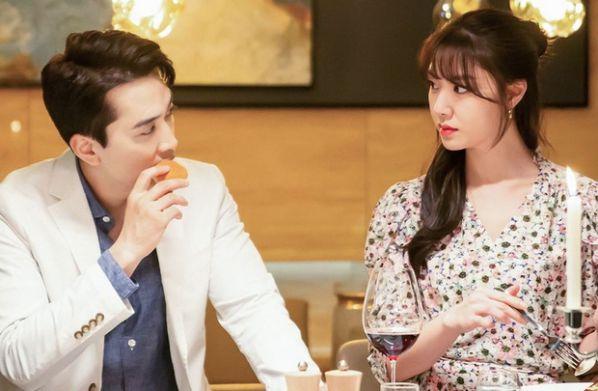 """Rating tập 1 phim """"Dinner Mate"""" của Song Seung Heon khá tốt 5"""