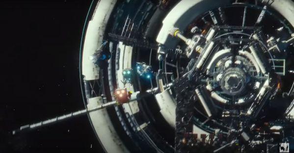 """Space Sweepers"" của Song Joong Ki, Kim Tae Ri tung Trailer mãn nhãn 1"