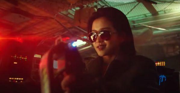 """Space Sweepers"" của Song Joong Ki, Kim Tae Ri tung Trailer mãn nhãn 2"