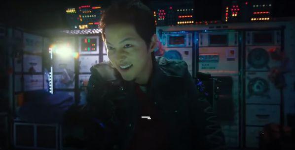 """Space Sweepers"" của Song Joong Ki, Kim Tae Ri tung Trailer mãn nhãn 4"