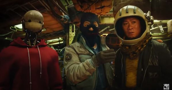"""Space Sweepers"" của Song Joong Ki, Kim Tae Ri tung Trailer mãn nhãn 5"