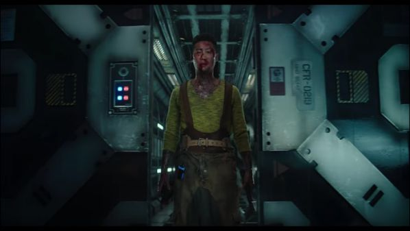 """Space Sweepers"" của Song Joong Ki, Kim Tae Ri tung Trailer mãn nhãn 8"
