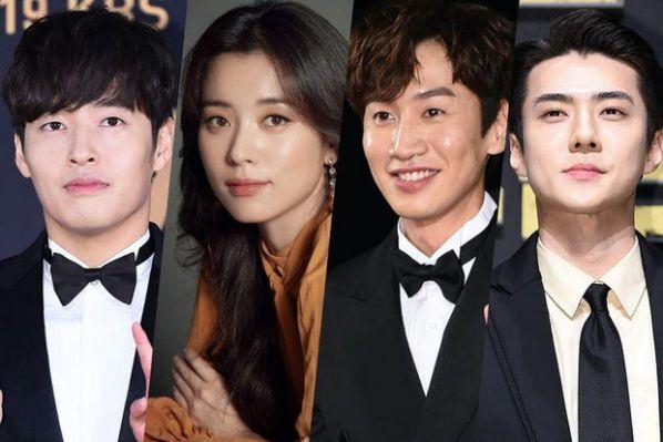 """Dàn diễn viên chính thức của """"The Pirates 2"""": Sehun, Lee Kwang Soo...1"""