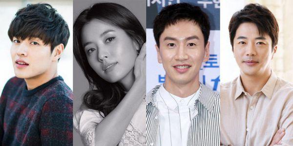 """Dàn diễn viên chính thức của """"The Pirates 2"""": Sehun, Lee Kwang Soo...2"""