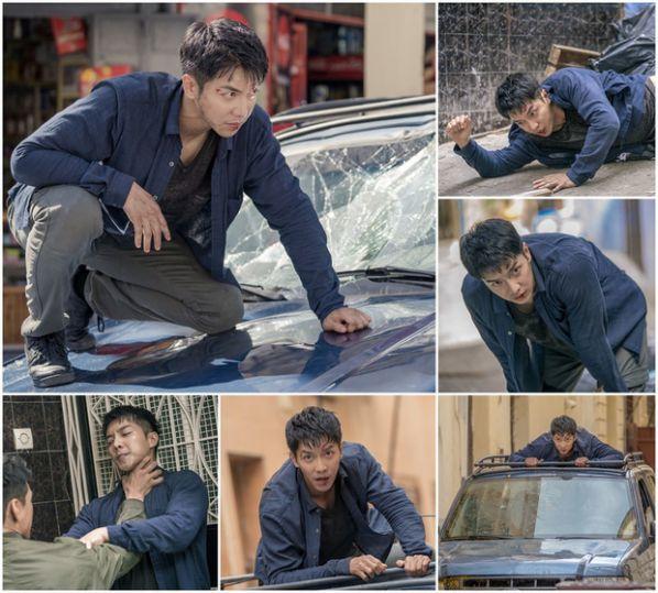 """Lee Seung Gi trở lại với bom tấn hành động """"Mouse"""" của tvN 2021 3"""