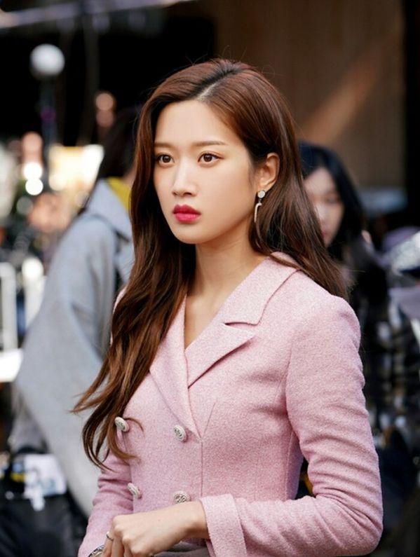 """Moon Ga Young đóng cặp với Cha Eun Woo trong """"True Beauty""""?2"""