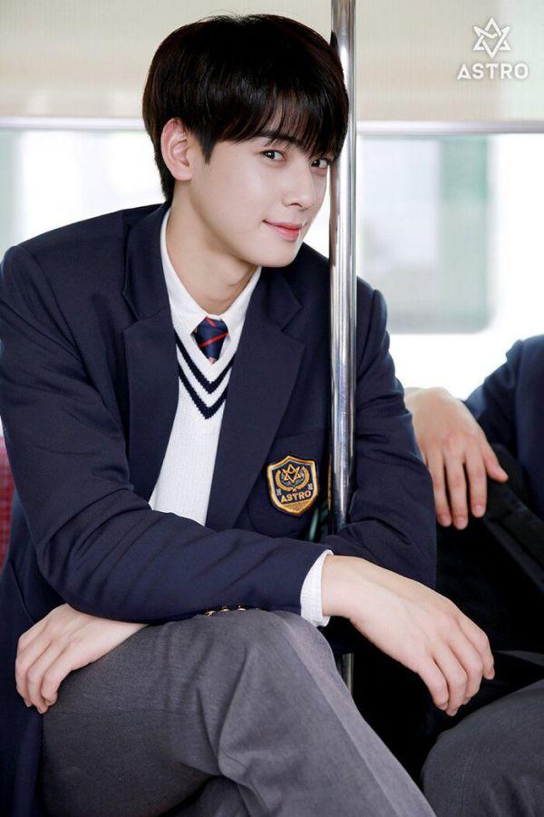 """Moon Ga Young đóng cặp với Cha Eun Woo trong """"True Beauty""""?5"""