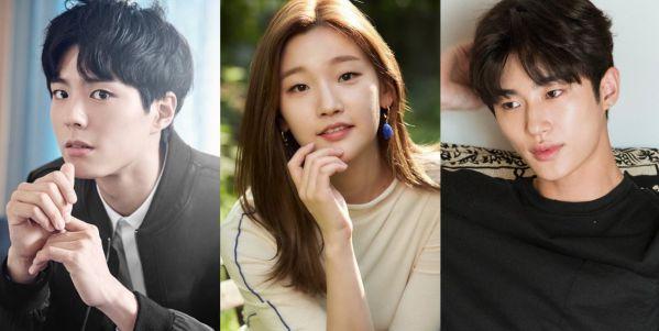 """Seol In Ah đóng vai bạn gái của Park Bo Gum trong """"The Moment""""7"""