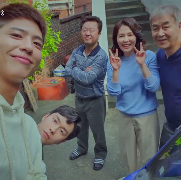 """""""Record Of Youth"""" của Park Bo Gum, Park So Dam tung Tearser đầu tiên 1"""