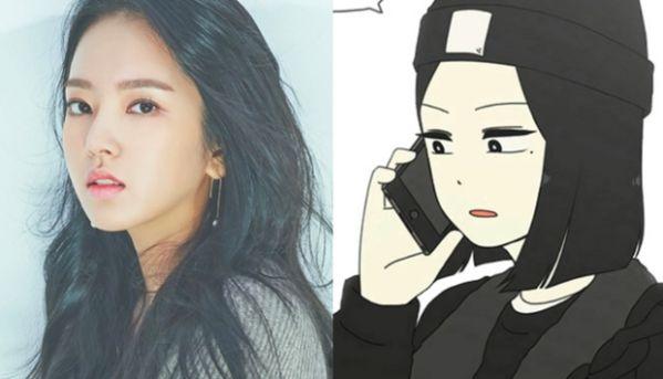 """Tạo hình của Park Ji Hoon trong web-drama """"Love Revolution"""" 2"""