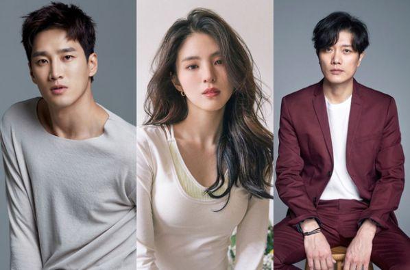 """Ahn Bo Hyun và Han So Hee đóng chính trong phim """"Nemesis""""1"""