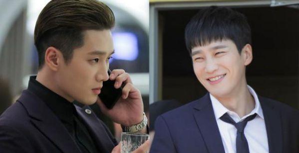 """Ahn Bo Hyun và Han So Hee đóng chính trong phim """"Nemesis""""7"""
