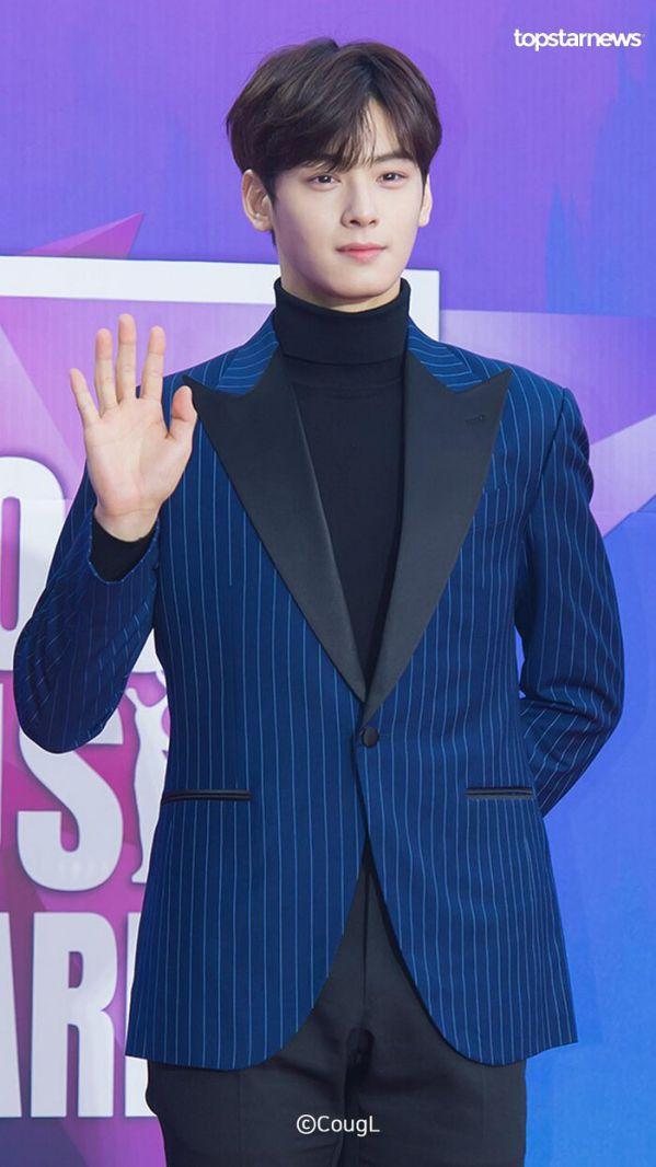 """Chính thức: Moon Ga Young, Cha Eun Woo đóng cặp trong """"True Beauty""""6"""