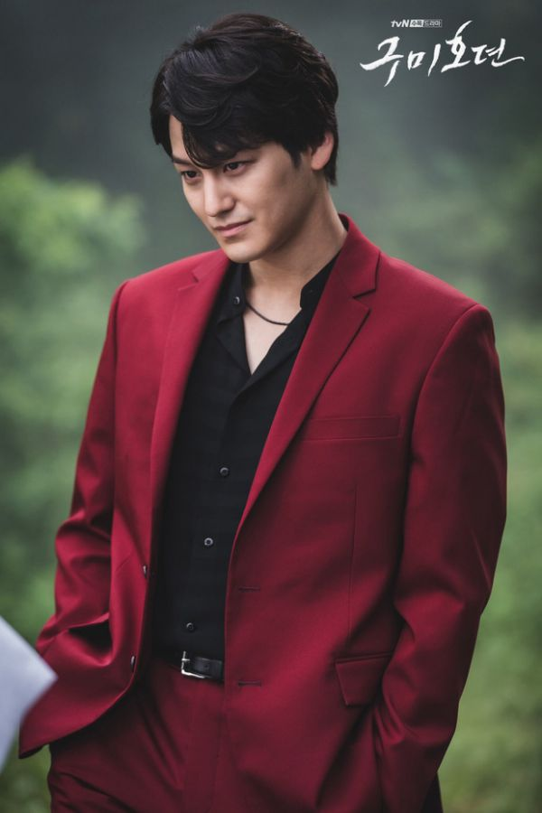"Hình ảnh Kim Bum, Lee Dong Wook trong ""Tale of the Nine Tailed""2"