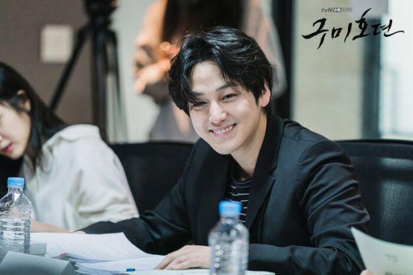 "Lee Dong Wook, Jo Bo Ah trong buổi đọc kịch bản ""Tale of the Nine Tailed""5"