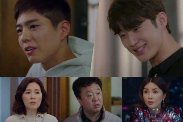 """Park Bo Gum khóc nức nở ở tập 1 """"Record of Youth - Ký Sự Thanh Xuân"""" 1"""