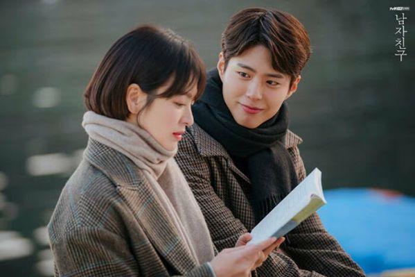"""Phải xem phim """"Record of Youth"""" của Park Bo Gum và Park So Dam 10"""