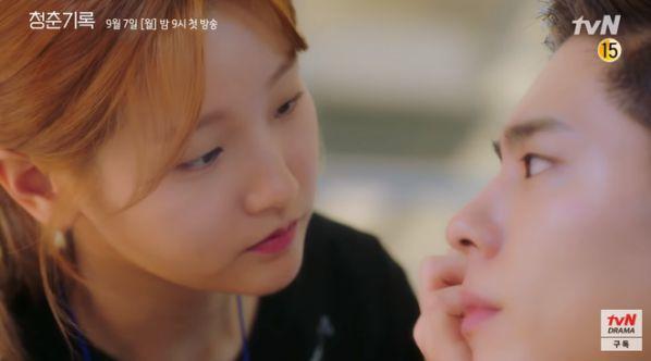 """Phải xem phim """"Record of Youth"""" của Park Bo Gum và Park So Dam 4"""
