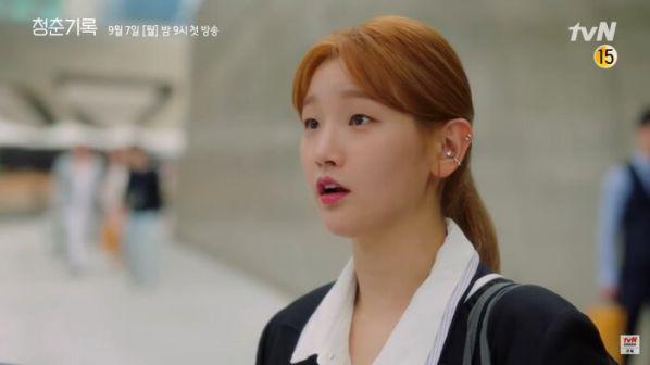 """Phải xem phim """"Record of Youth"""" của Park Bo Gum và Park So Dam 5"""