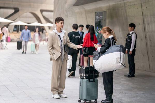 """Phải xem phim """"Record of Youth"""" của Park Bo Gum và Park So Dam 8"""