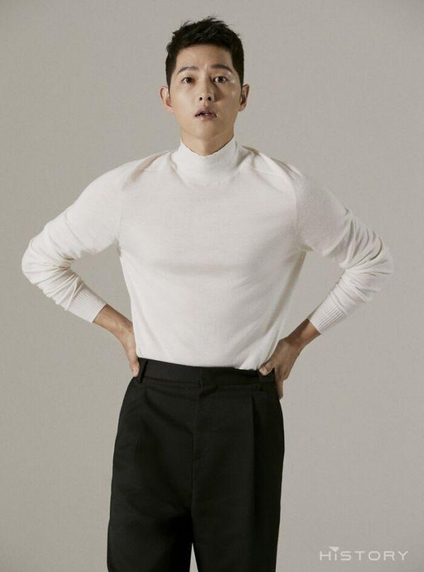 "Song Joong Ki, Jeon Yeo Bin, Taecyeon cùng tham gia ""Vincenzo""3"