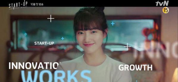 """""""Start Up - Khởi Nghiệp"""" của Suzy và Nam Joo Hyuk tung Teaser đầu tiên 1"""