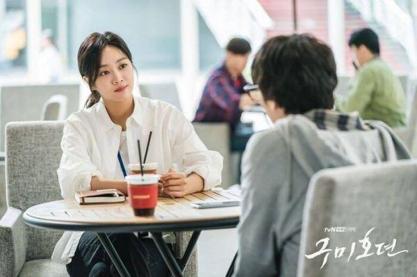 "3 lý do để bạn phải xem ""Tale of the Nine Tailed"" của Lee Dong Wook 8"
