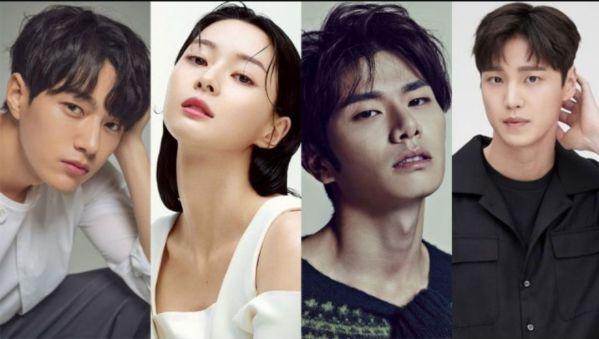 """L (Infinite) và Kwon Nara đóng chính trong """"Royal Secret Inspector""""11"""