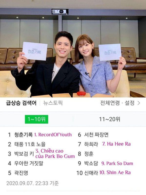 """Tại sao mọt phim Hàn phải xem """"Record of Youth/Ký Sự Thanh Xuân""""?2"""