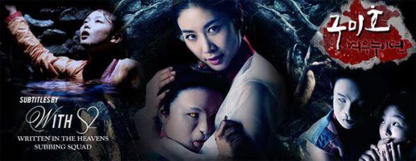 Top các phim truyền hình Hàn Quốc đề tài về hồ ly hấp dẫn nhất 5