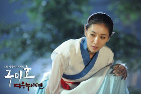 Top các phim truyền hình Hàn Quốc đề tài về hồ ly hấp dẫn nhất 7