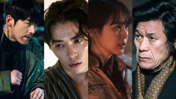 Top 10 bộ phim Hàn gay cấn, bí ẩn cho bạn giải trí vào cuối tuần 10