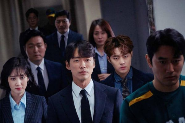 Top 10 bộ phim Hàn gay cấn, bí ẩn cho bạn giải trí vào cuối tuần 8