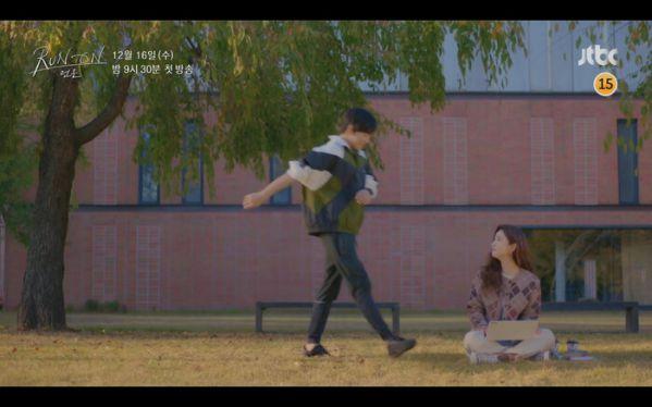 """""""Run On"""" của Shin Se Kyung và Im Si Wan tung Poster, Teaser đầu tiên 11"""