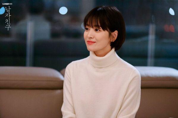 """Song Hye Kyo trở lại với bộ phim """"Bây Giờ Chúng Ta Đã Chia Tay""""4"""