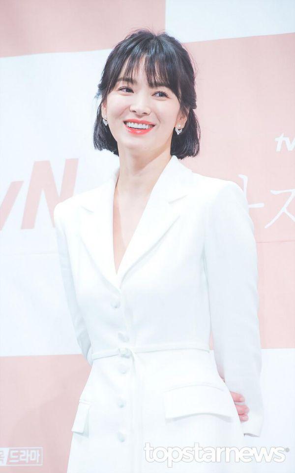 """Song Hye Kyo trở lại với bộ phim """"Bây Giờ Chúng Ta Đã Chia Tay""""5"""