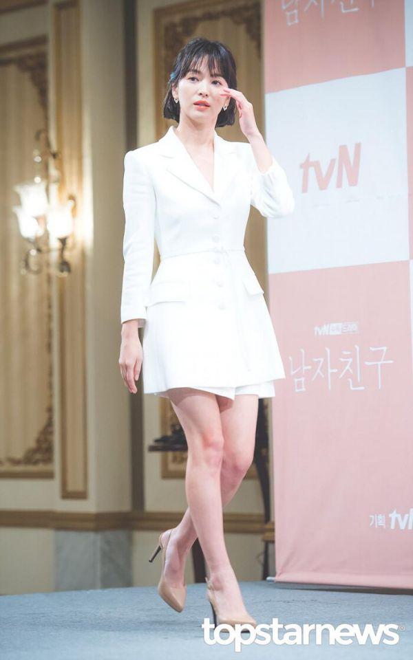 """Song Hye Kyo trở lại với bộ phim """"Bây Giờ Chúng Ta Đã Chia Tay""""6"""