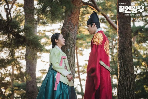 """3 lí do phải xem phim Hàn siêu hot cuối 2020 """"Mr. Queen - Chàng Hậu""""13"""