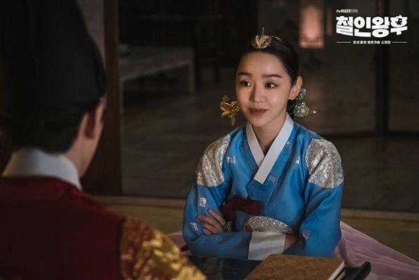 """3 lí do phải xem phim Hàn siêu hot cuối 2020 """"Mr. Queen - Chàng Hậu""""15"""