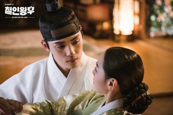 """3 lí do phải xem phim Hàn siêu hot cuối 2020 """"Mr. Queen - Chàng Hậu""""19"""