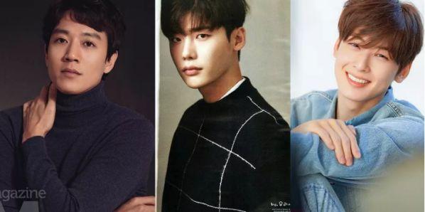 """Kim Rae Won, Lee Jong Suk, Cha Eun Woo cùng tham gia """"Decibel""""1"""