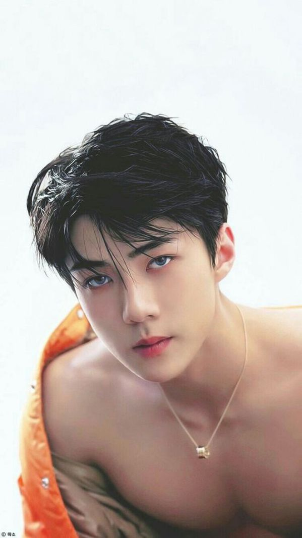 "Sehun (EXO) đóng ""Now, We're Breaking Up"" cùng Song Hye Kyo 7"