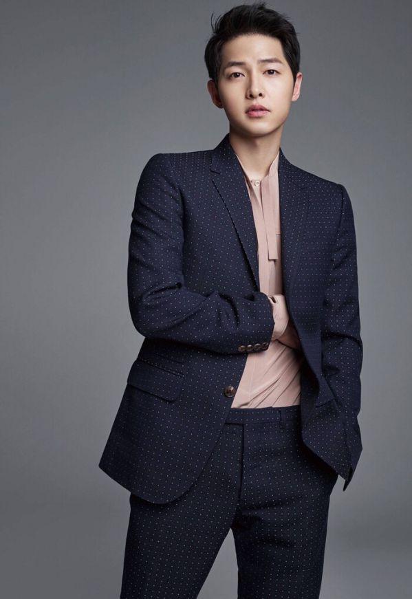"""Song Joong Ki đóng chính trong """"Chaebol Family's Youngest Son""""?2"""