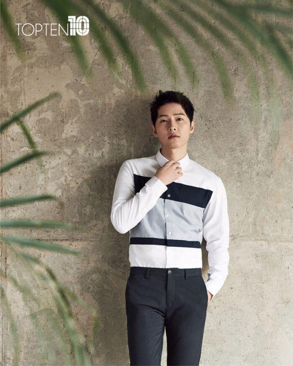 """Song Joong Ki đóng chính trong """"Chaebol Family's Youngest Son""""?3"""