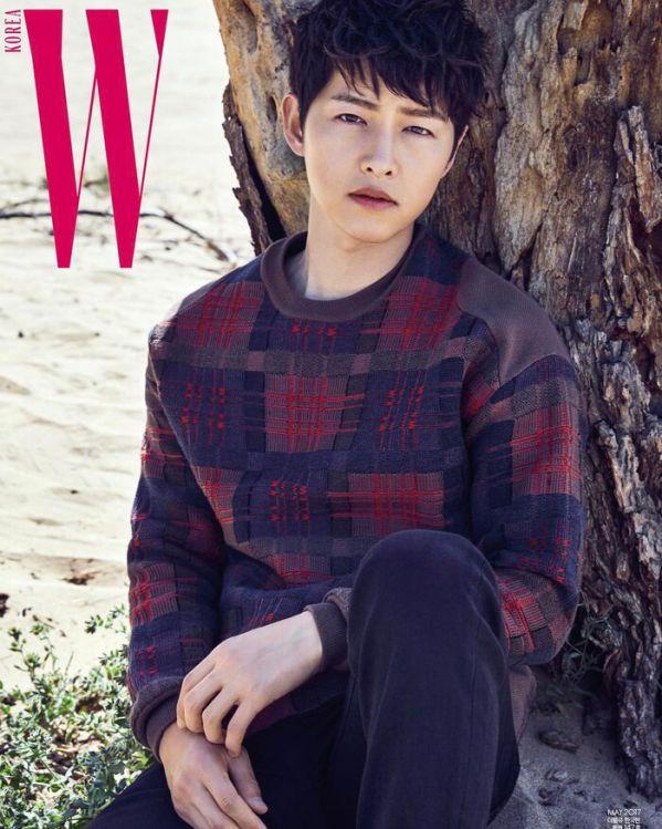 """Song Joong Ki đóng chính trong """"Chaebol Family's Youngest Son""""?4"""