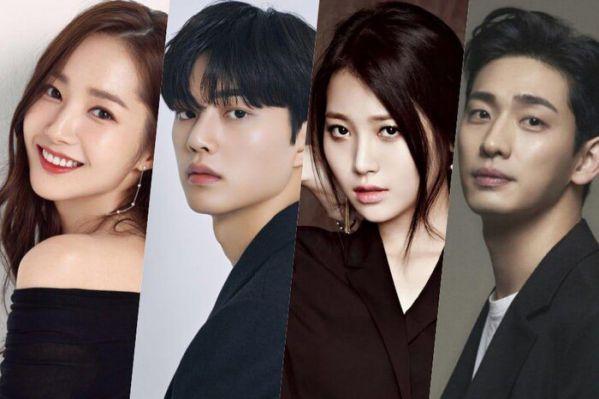 """Song Kang, Park Min Young nên duyên ở """"Cruel Story Of Office Romance""""1"""