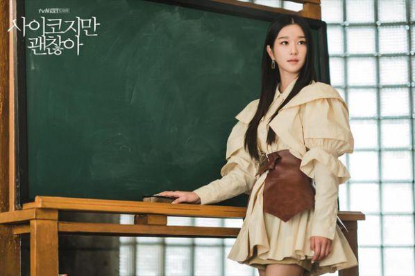 Top 4 phim Hàn hiện đại có phong cách thời trang đẹp nhất 10
