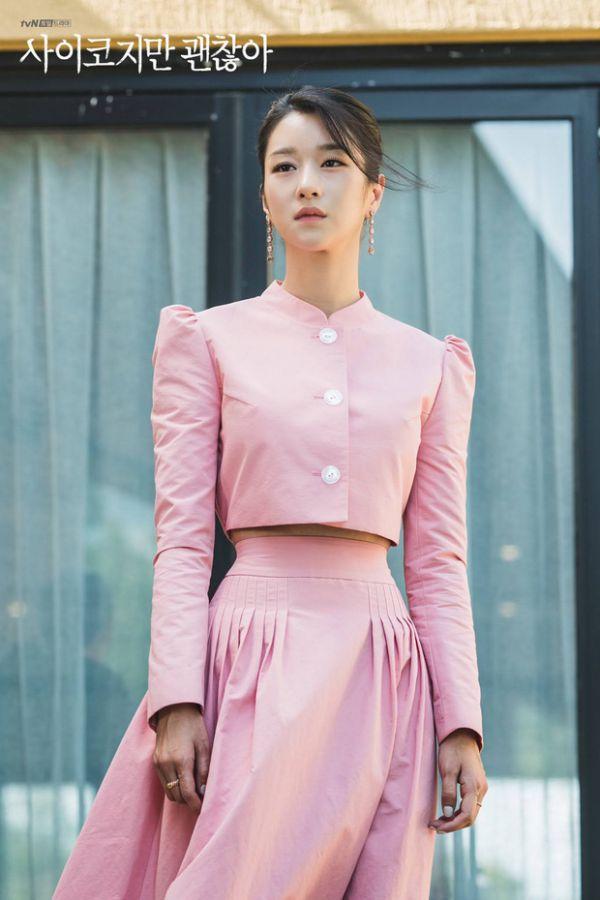 Top 4 phim Hàn hiện đại có phong cách thời trang đẹp nhất 12
